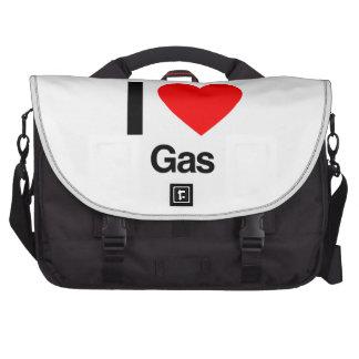 Gas der Liebe I Laptop Taschen