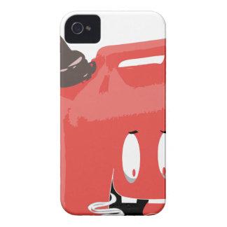 Gas-können Sie iPhone 4 Etuis