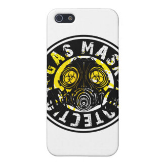 GAS_MASK_PROTECTION iPhone 5 HÜLLE