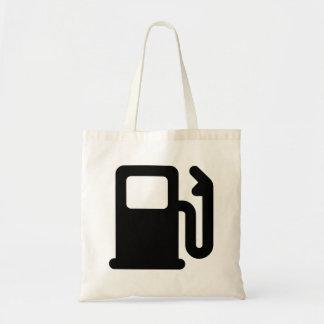 Gas-Pumpe Tasche