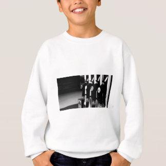 Gas-Pumpen-Schwarz-T-Stück Sweatshirt