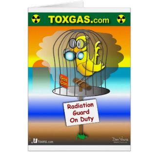 Gas-Schutz Karte