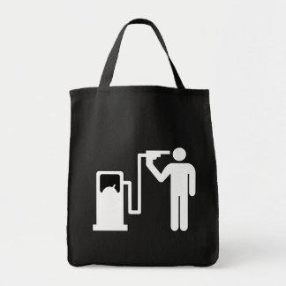 Gas Suttee Einkaufstasche