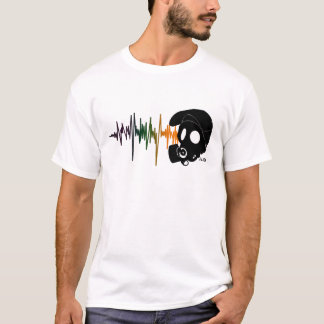 Gas-Wellen T-Shirt