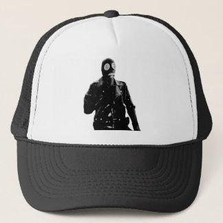 Gasmaske-Soldat Truckerkappe