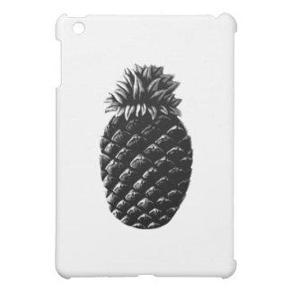 Gastfreundschafts-Ananas-Schwarzes 2 der MUSEUM iPad Mini Schale