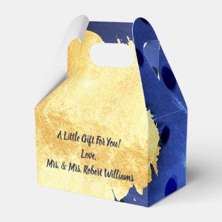 Gastgeschenk Hochzeits-Geschenkboxen - elegant u. Geschenkschachtel