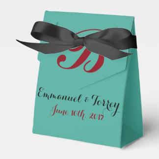 Gastgeschenk Hochzeits-Kästen Geschenkkarton