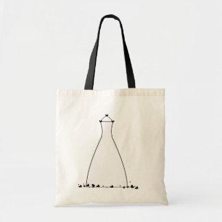 Gastgeschenk Hochzeits-Tasche