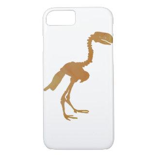 Gastornis Skelett iPhone 7 Hülle