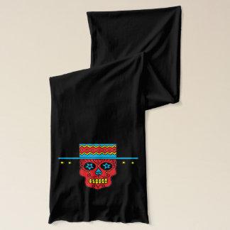 Gaucho-Zuckerschädel Schal