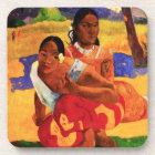 Gauguin, wenn Sie verheirateten Untersetzer erhalt