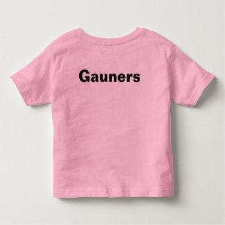 gauners auf die Oberseite Kleinkind T-shirt