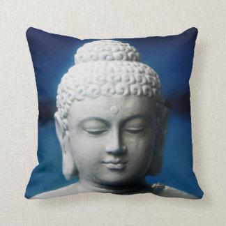 Gautama Buddha erleuchtete ein Kissen