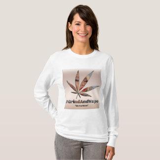 GAV 420 feuchte Ausgabe L-Sleeved T durch T-Shirt