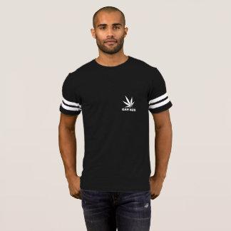 GAV doppelseitiger Druck durch #GrindAndVape T-Shirt