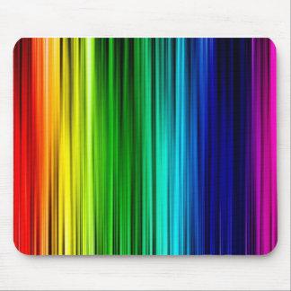 Gay Pride Curtain Mousepad