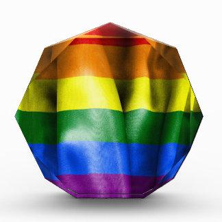 Gay Pride-Flagge Auszeichnung