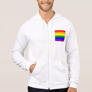 Gay Pride-Flagge Hoodie