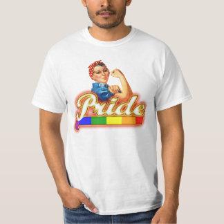 Gay Pride können wir ihn mit Stolz tun T-Shirt