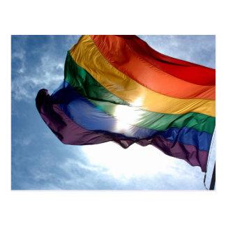 Gay Pride-Produkte Postkarte