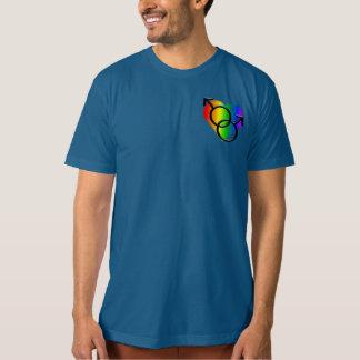 Gay Pride-Shirt Bio Gleich-Sex Liebe-Shirts T-Shirt