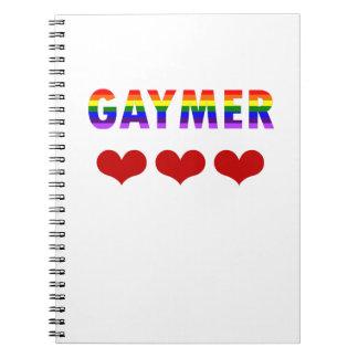Gaymer (v1) notizblock