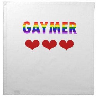Gaymer (v1) stoffserviette