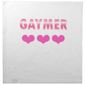 Gaymer (v2) serviette