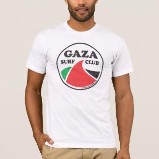 Gaza-Brandungs-Vereinprämie T - Shirt