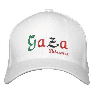 Gaza Palästina Bestickte Kappe
