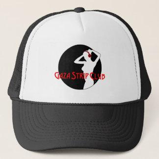 Gaza-Striptease-Club-Fernlastfahrer-Hut Truckerkappe