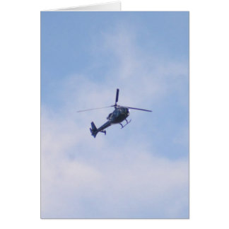 Gazellen-Hubschrauber Karte