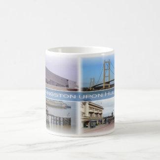 GB England - Kingston nach Rumpf - Kaffeetasse