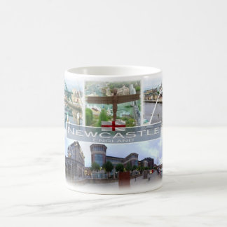 GB England - Newcastle - Kaffeetasse