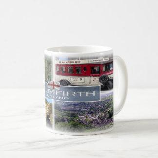 GB England - Yorkshire - Kaffeetasse