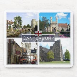 GB Vereinigtes Königreich - England - Canterbury - Mousepad