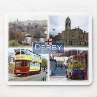 GB Vereinigtes Königreich - England - Derby - Mousepad