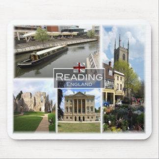 GB Vereinigtes Königreich - England - Lesung Mousepad