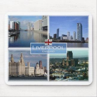 GB Vereinigtes Königreich - England - Liverpool - Mousepad