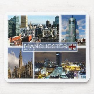 GB Vereinigtes Königreich - England - Manchester - Mousepad