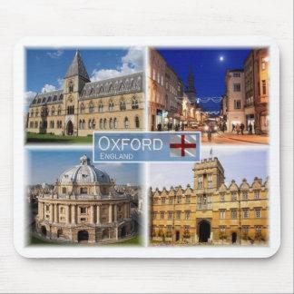 GB Vereinigtes Königreich - England - Oxford - Mousepad