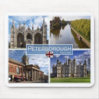 GB Vereinigtes Königreich - England - Peterboroug Mousepad