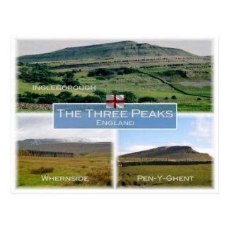 GB Vereinigtes Königreich - England - Yorkshire - Postkarte