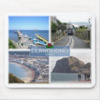 GB Vereinigtes Königreich - Wales - Llandudno - Mousepad
