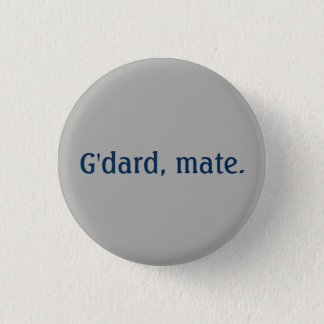 G'dard, Kameradknopf Runder Button 3,2 Cm