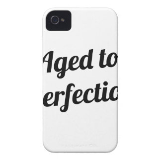Gealtert zur Perfektion iPhone 4 Cover