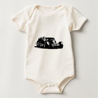 Geändert Baby Strampler