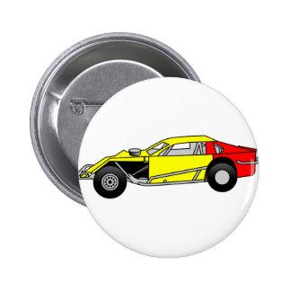 Geändertes Sportscar Runder Button 5,7 Cm