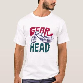 Gearhead - gefärbt T-Shirt